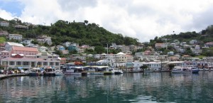 The Carenage, St. George's, Grenada  photo credit: A Yarmouth23 Sailing Blog